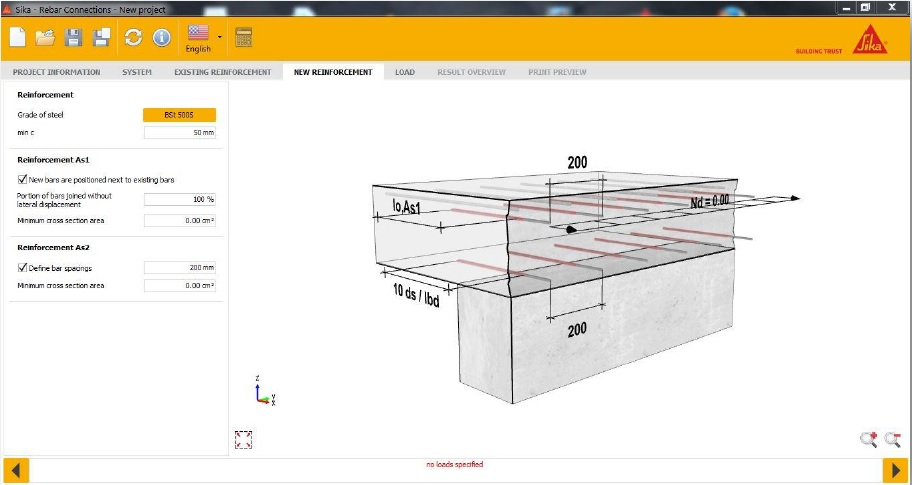 Sika Anchorfix® nuovo Software di calcolo