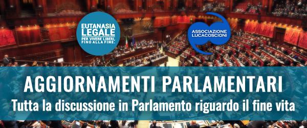 Aggrionamenti Parlamentari