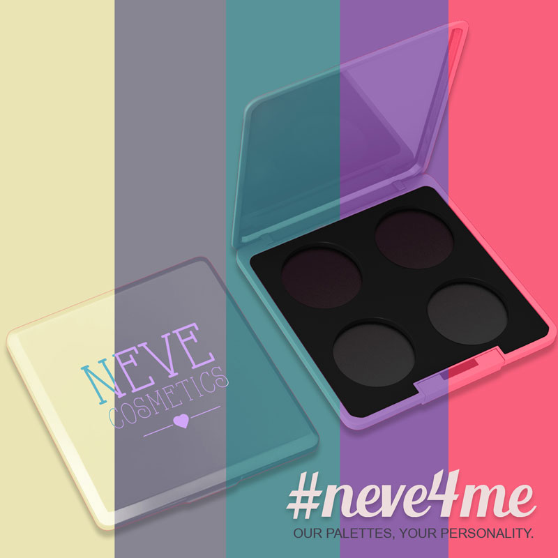Our palettes, your personality.