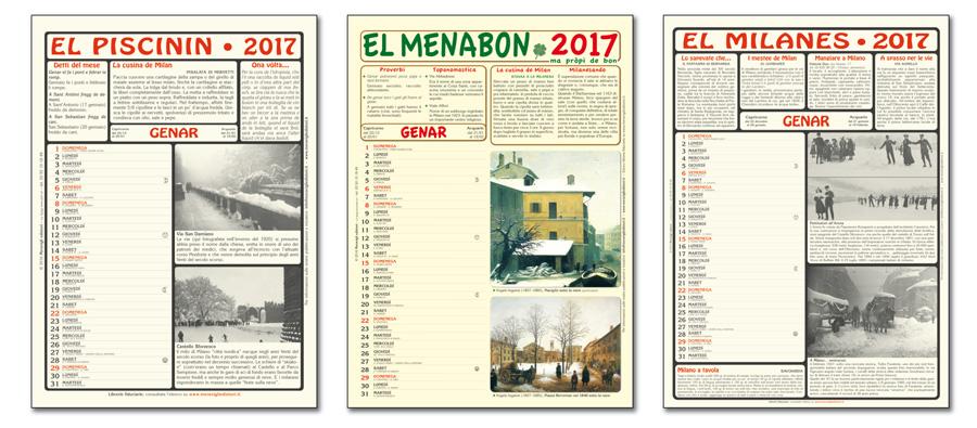 Calendari milanesi