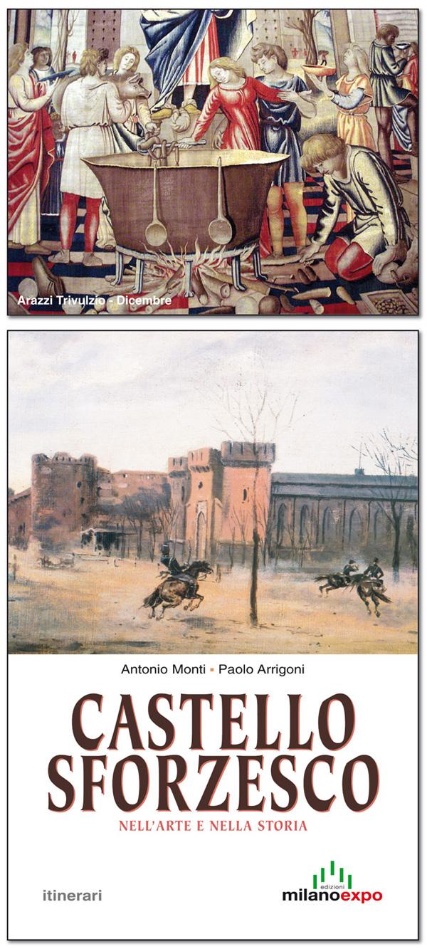 Castello Sforzesco nell'arte e nella storia