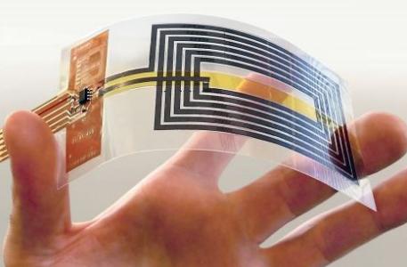 Il grafene e le nuove generazioni di antenne NFC