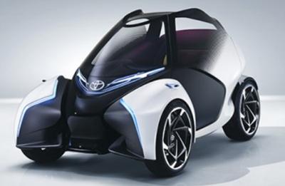 i-Tril: la visione Toyota sulla mobilità urbana del 2030