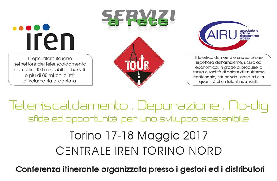 Servizi a Rete TOUR Torino 2017