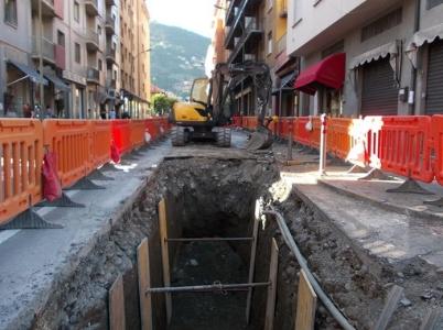 Ripartono i lavori ad Aosta
